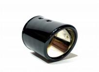 Końcówka wydechu czarna połysk BMW E46 82129410925