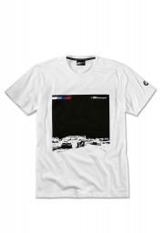Koszulka z grafiką BMW M Motorsport, męska, rozm.: XXL 80142461100