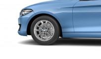 """Koła kompletne zimowe 36112464902 BMW serii 2 F22 16"""" aluminiowe obręcze V-spoke 411"""