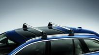 Bagażnik dachowy bazowy / poprzeczki dachowe BMW serii 2 F45; serii 3 F31 82712350124