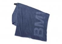 Ręcznik BMW Active, niebieski 80232446013