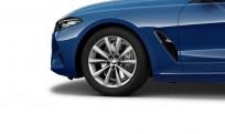 """Koła kompletne zimowe 36112462558 BMW serii 8 G15 18"""" aluminiowe obręcze V-spoke 642"""
