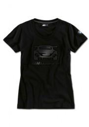 Koszulka BMW M Motorsport z grafiką, damska Rozmiar L 80142461069