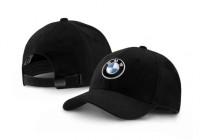 Czapka z daszkiem z logo BMW (one size, 58cm), czarna 80162411103