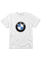Koszulka z logo BMW, uniseks (rozmiar: S) 80142463167