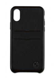 Etui na telefon komórkowy BMW z kieszonkami na karty (rozmiar: iPhone XS Max) 80292466052