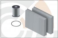 Zestaw serwisowy: inspekcja I / wymiana oleju F10, F11 6-cylinder Diesel 88002449247 (11427807177 + 64119272642)