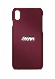 Etui na telefon komórkowy BMW M (rozmiar: iPhone XS) 80212463092