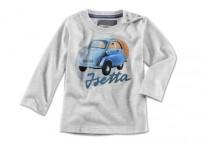 Koszulka z długim rękawem BMW Classic, dziecięca (rozmiar: 6-9 miesięcy) 80142463127