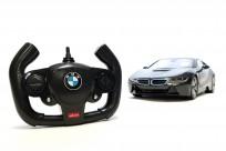 BMW i8 RC LED Auto Zdalnie sterowane skala 1:14