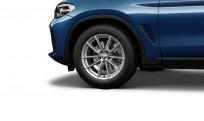 """Koła kompletne zimowe 36110003053 BMW X4 G02 18"""" V-spoke 618"""