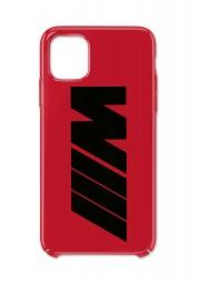 Etui na telefon komórkowy iPhone 11 Pro (red) BMW M 80212466321