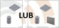 Zestaw serwisowy: inspekcja I / wymiana oleju F25, F26 4/6-cylinder Diesel 88002456877