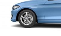 """Koła kompletne zimowe 36110058194 BMW serii 2 F22 16"""" aluminiowe obręcze Star-spoke 654"""