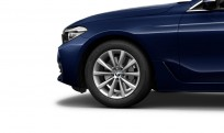 """Koła kompletne zimowe 36112464919 BMW serii 6 G32 18"""" aluminiowe obręcze V-spoke 642"""