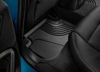 Dywaniki gumowe BMW całoroczne TYLNE, Seria: 1' F40, 2' F44 Gran Coupé, 51472469123