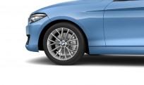 """Koła kompletne zimowe 36112464901 BMW serii 2 F22 17"""" aluminiowe obręcze Y-spoke 380"""