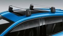 Bagażnik dachowy bazowy / poprzeczki dachowe BMW serii 1 F40 82712457809