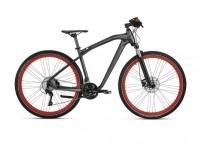 BMW Cruise M Bike matowografitowo-czerwony rozmiar: M 80912412312