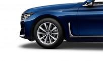 """Koła kompletne zimowe 36112464919 BMW serii 7 G11 18"""" aluminiowe obręcze V-spoke 642"""